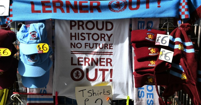 Aston Villa: Fans plan final protest