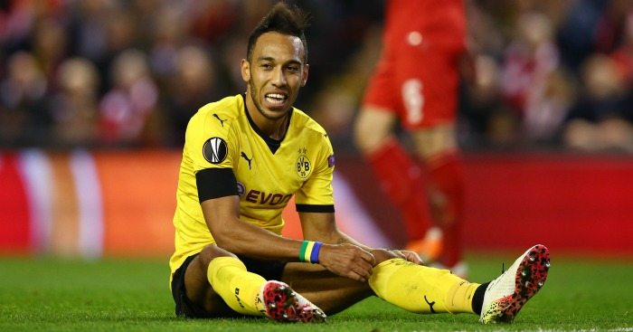 Pierre-Emerick Aubameyang: Dreams of Real Madrid transfer