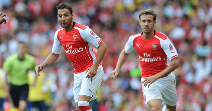 Santi Cazorla: Midfielder not played for Arsenal since November