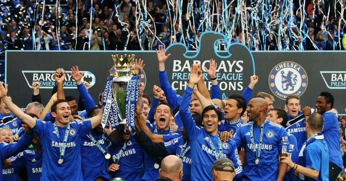 Chelsea 2010