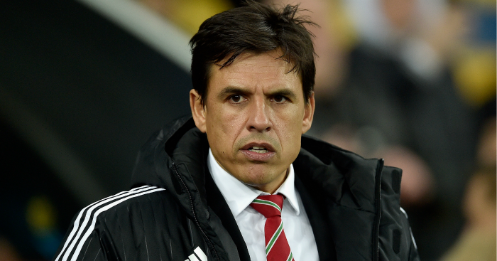 Chris Coleman: Signed two-year contract extension with Wales