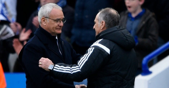 Francesco Guidolin: Described Leicester City as strongest team in league