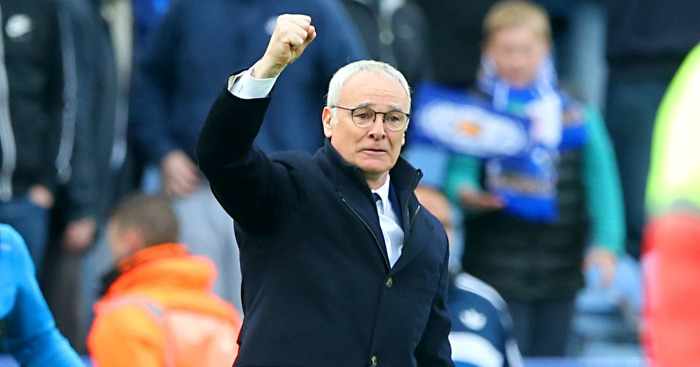 Claudio Ranieri: Happy with win in Europe