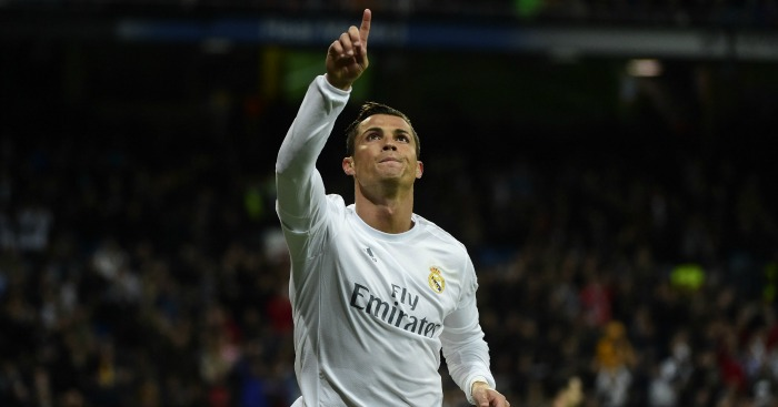 Cristiano Ronaldo: Ruled out a return to Manchester United