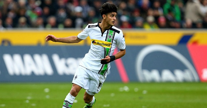 Mohamoud Dahoud: Linked with move to Liverpool