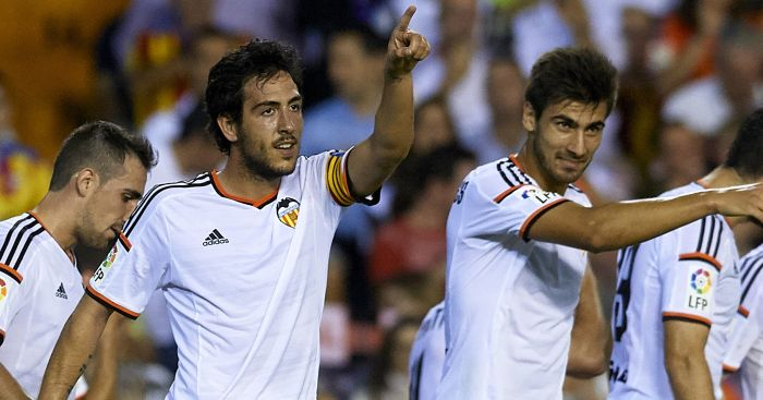 Dani Parejo: Valencia midfielder