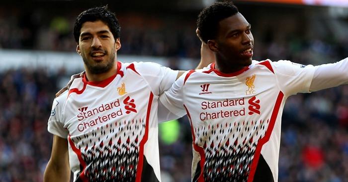 Daniel Sturridge: Had a great partnership with Luis Suarez
