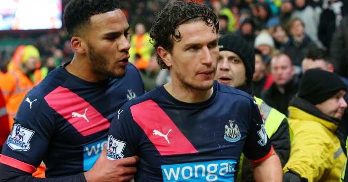 Daryl Janmaat: Ruled out of Swansea clash