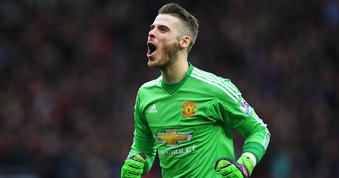 David de Gea: Praised both Ibrahimovic and Mourinho