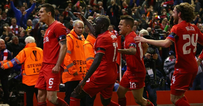 Dejan Lovren: Liverpool's unlikely matchwinner