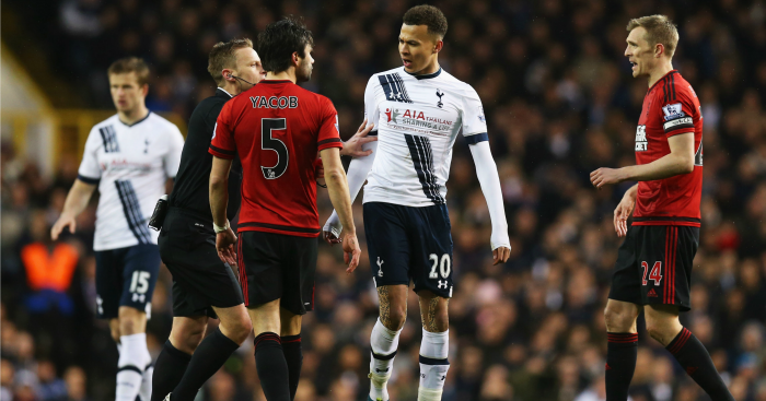 Dele Alli: Midfielder banned for punch on Yacob