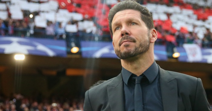 Diego Simeone: Arsenal talk played down