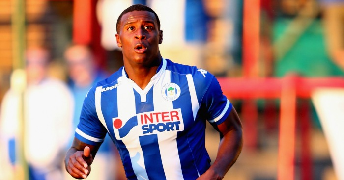 Donervan Daniels: Wants WIgan in the top flight