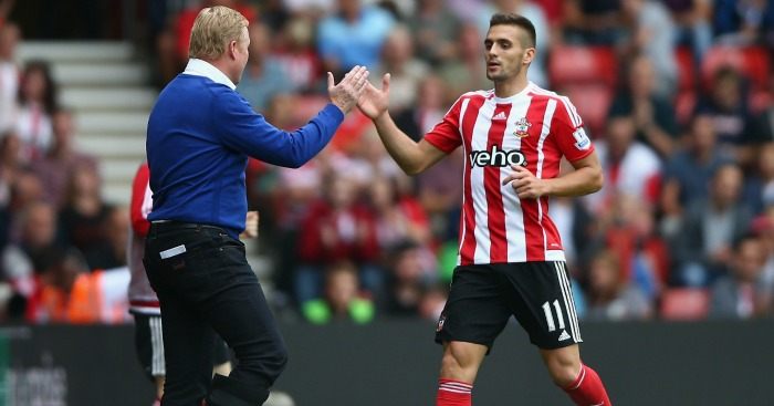 Dusan Tadic: Midfielder linked with a move away