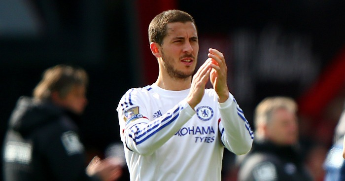 Eden Hazard: Does not want Tottenham to win title