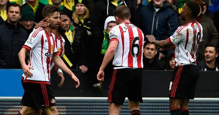 Fabio Borini, Sunderland celeb