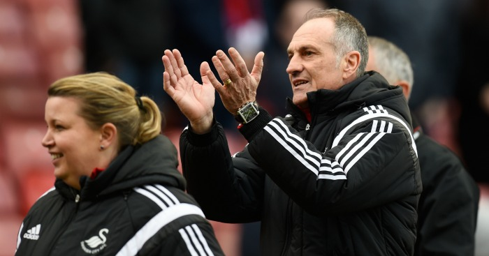 Francesco Guidolin: Feels Swansea City need three points to survive