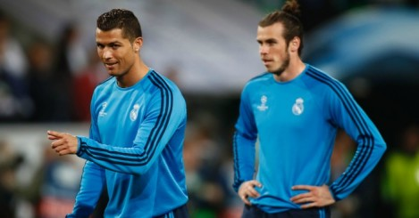 Gareth Bale: No animosity with Cristiano Ronaldo