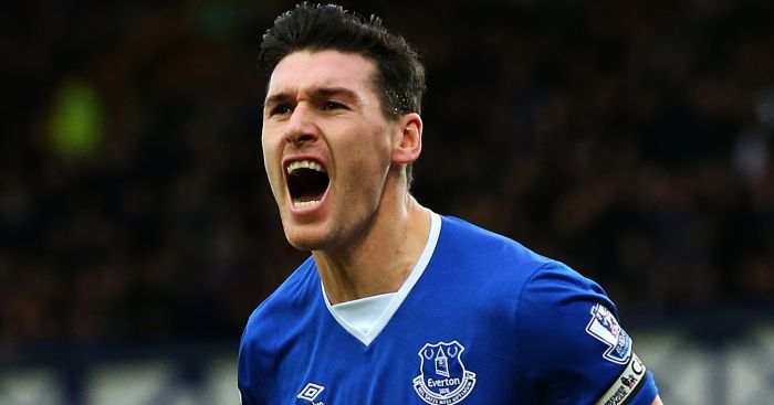 Gareth Barry: Everton midfielder