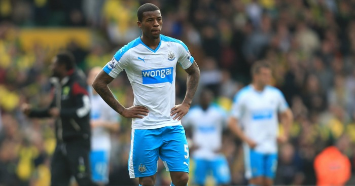 Georginio Wijnaldum: Midfielder signed from PSV last summer