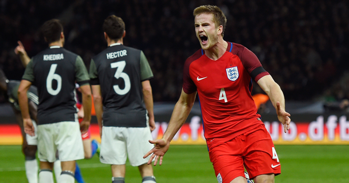 Eric Dier: Linked with Man Utd