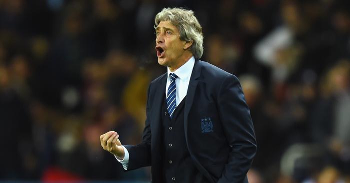 Manuel Pellegrini: Worried by Man City mistakes