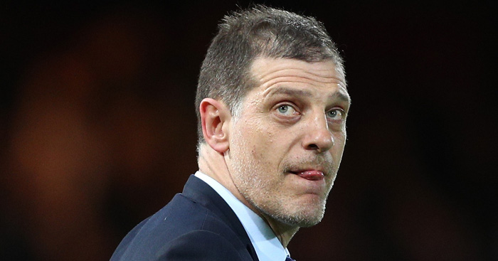 Slaven Bilic: Reveals transfer strategy
