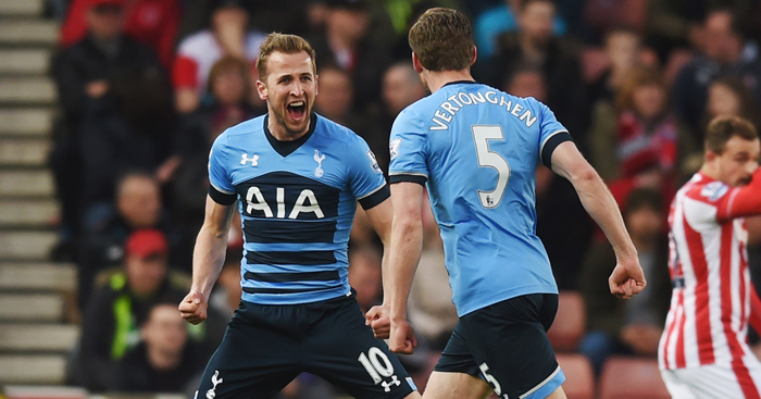 Harry Kane: Too good for a lacklustre Stoke City