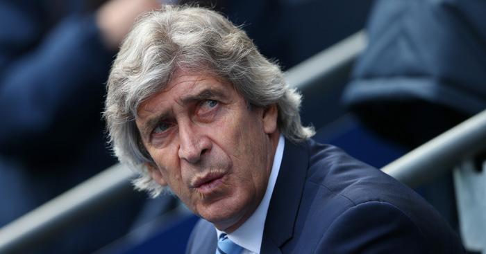 Manuel Pellegrini: Predicting big future for striker