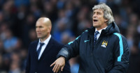 Manuel Pellegrini: Backing his side to complete job in Madrid