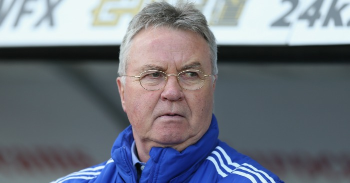 Guus Hiddink: Manager felt Chelsea lacked cutting edge