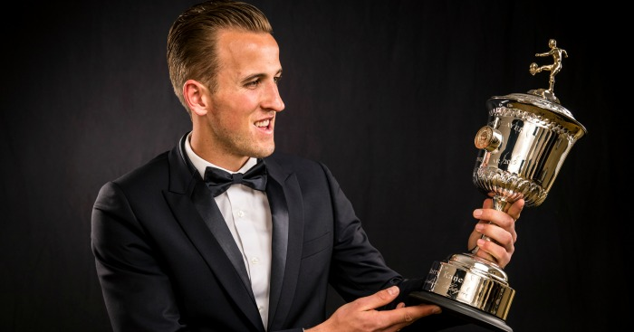 Harry Kane 2015 Young Player of the Year