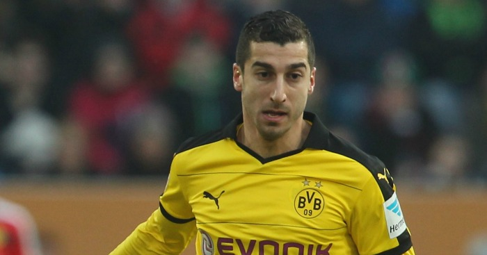 Henrikh Mkhitaryan: Agent still remains confident of United move.