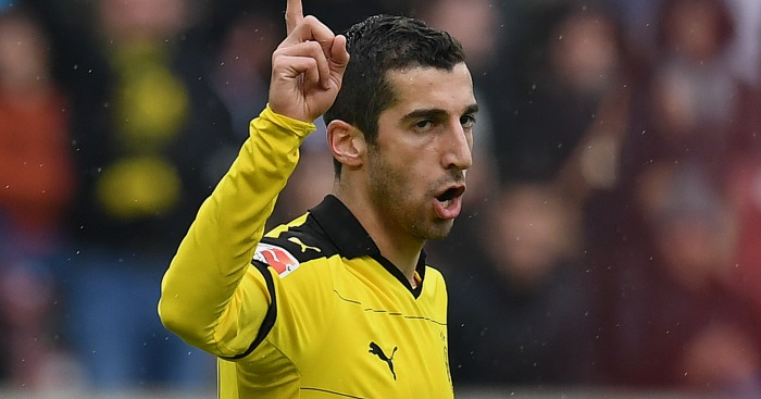 Henrikh Mkhitaryan: Linked with a host of clubs