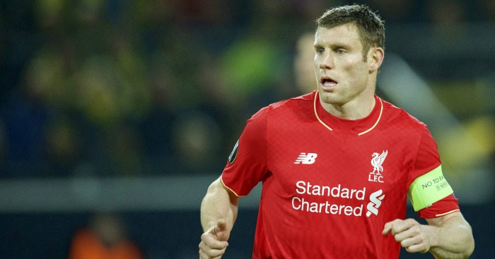 James Milner: Central to Liverpool's improved form of late