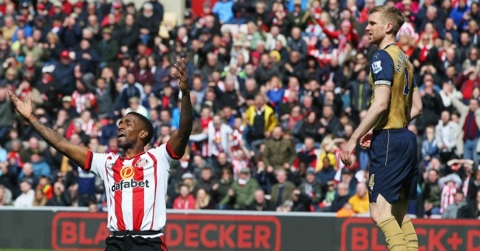 Jermain Defoe: Felt Sunderland should have had penalty