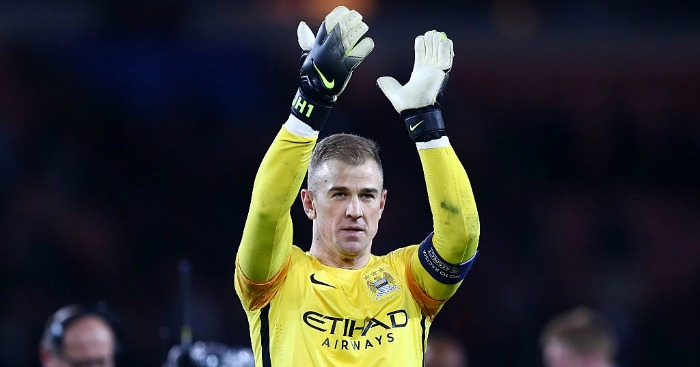 Joe Hart: Saved penalty in 2-2 draw against PSG