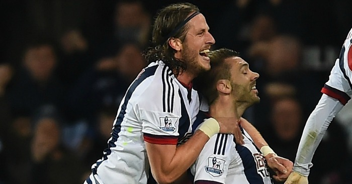 Jonas Olsson & Gareth McAuley: Commit to Albion for another year