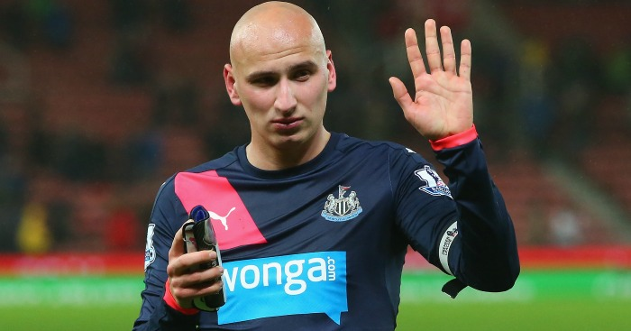 Jonjo Shelvey: No relegation clauses in five-year deal