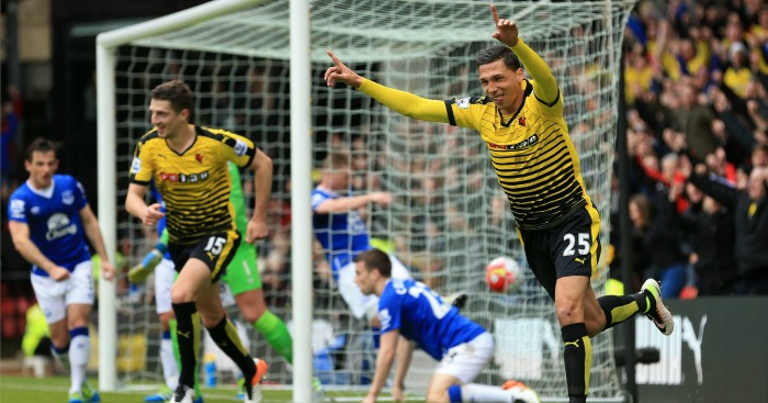 Jose Holebas: Cancelled out James McCarthy's opener