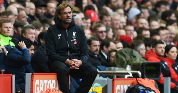 Jurgen Klopp: Boss hopes to end Liverpool's trophy drought