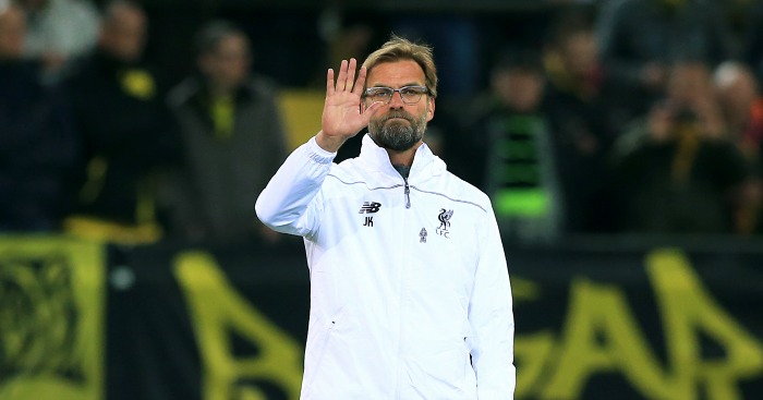 Jurgen Klopp: Key to Liverpool getting result at Dortmund