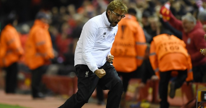 Jurgen Klopp: Manager takes side to Bournemouth on Sunday