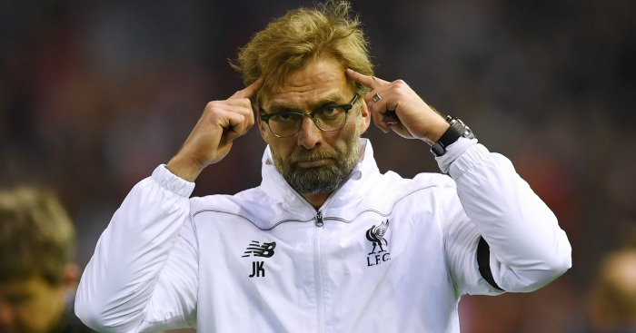 Jurgen Klopp: Explains problems playing youngsters