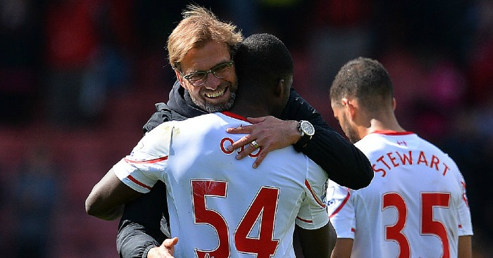 Jurgen Klopp: Has high hopes for Sheyi Ojo