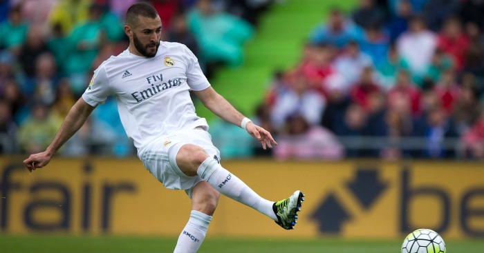 Karim Benzema: Striker linked with Arsenal once more
