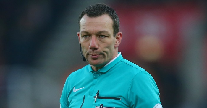 Kevin Friend: Leicester-based official