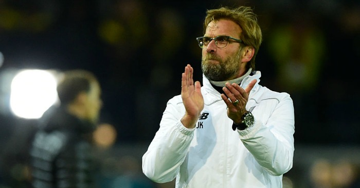 Jurgen Klopp: Believes his side could have won the match