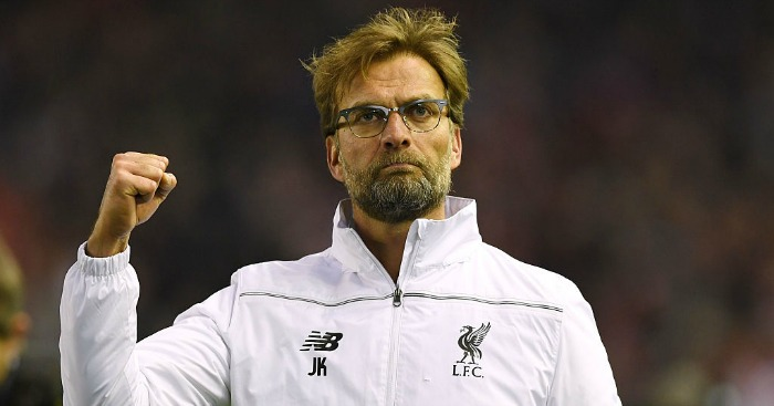 Jurgen Klopp: Celebrating unbelievable Liverpool comeback
