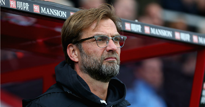"Jurgen Klopp: Merseyside derby is ""about football"""